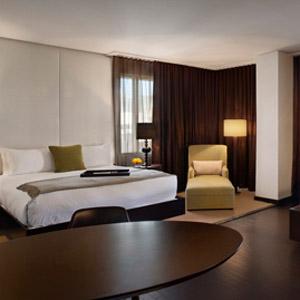 Hotel Sorella Deluxe Double Bed Rooms