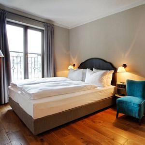 Monbijou Hotel Berlin Comfort Double Room